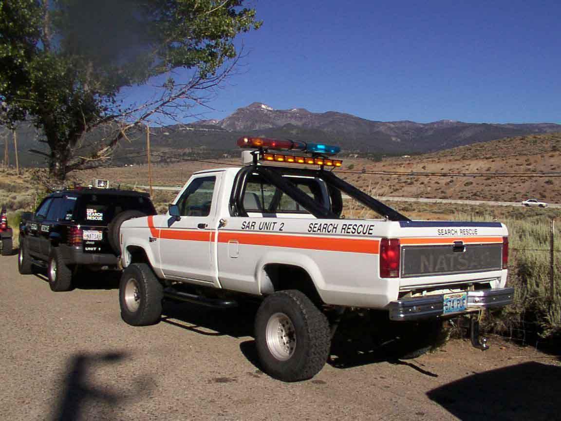 america search and rescue